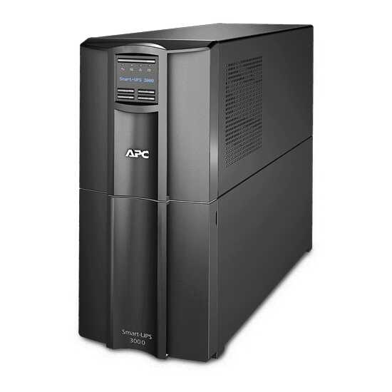 APC USV-Anlage Smart-UPS 3000VA LCD Tower