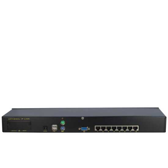 ARGUS 19-KVM Switch KS-3108 - mit 8 Ports