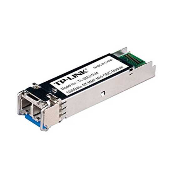 TP-LINK TL-SM311LM - Modul - 1000Base-SX - Gigabit SFP - Mini-GBIC - Multimode